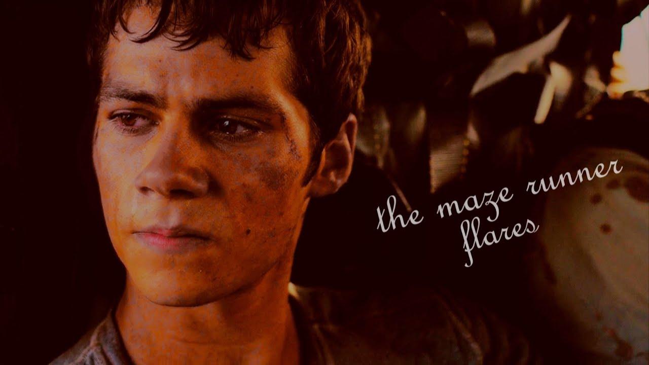 The maze runner the flare