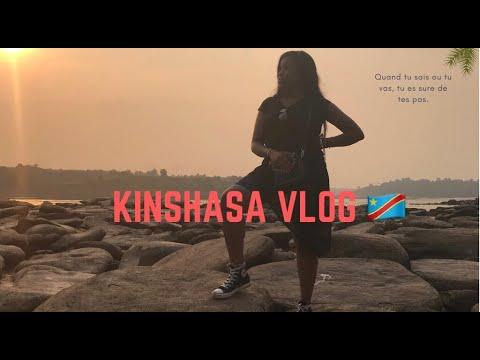 KINSHASA VLOG 1 🇨🇩