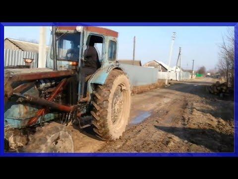 Фреза к трактору т 25 своими руками