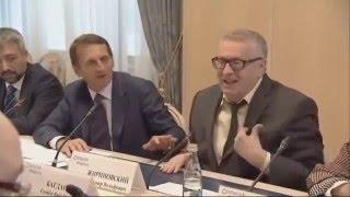 Новости мира 17 12 2015 Жириновский даёт прогнозы.  Война 2016 -  2017 год