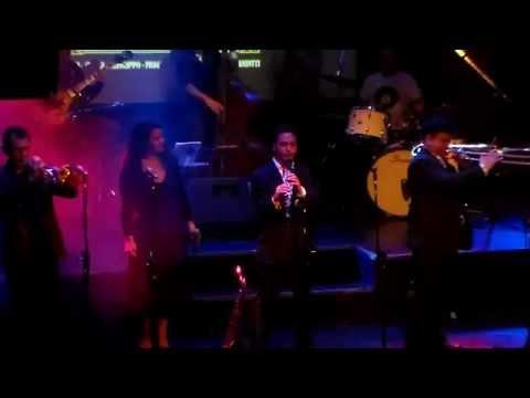 Creole Love Call - Stefania Cap con Brazofuerte Orquesta All Star