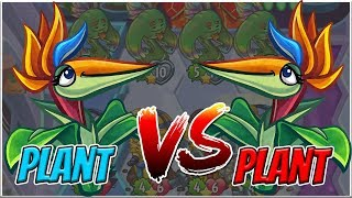 Bird of Paradise vs Bird of Paradise - Plants vs Zombies Heroes Epic MOD