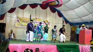 Super gondi dance and song
