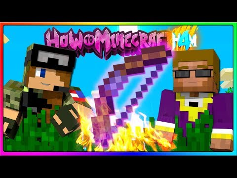 Minecraft - Hello, My Name Is Katniss Everdeen | Episode 90 of H4M (How to Minecraft Season 4)