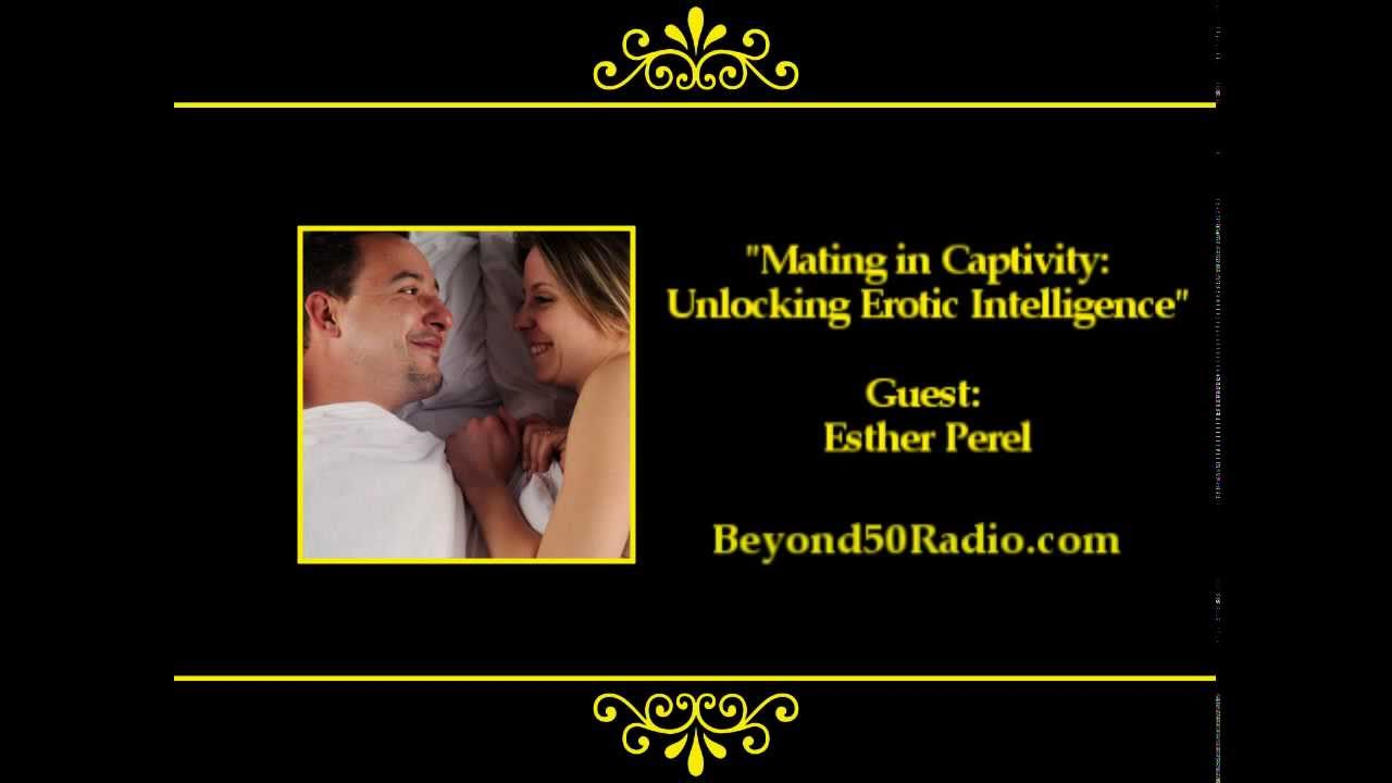 Mating erotic in captivity reconciling domestic