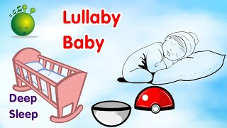 Lullaby For Baby Go To Sleep - Brain Development - Part 1