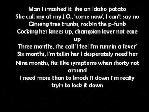 Mos def - ms fat booty lyrics