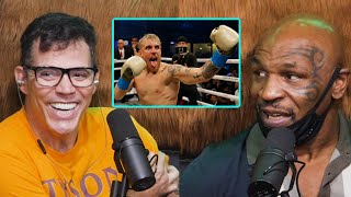 Mike Tyson on Jake Paul's Boxing Skills | Wild Ride! Clips