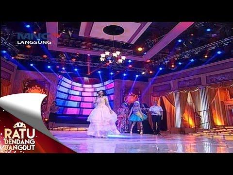 Tim Putri Goyang VS Tim Putri Joget - Ratu Dendang Dangdut (10/8)