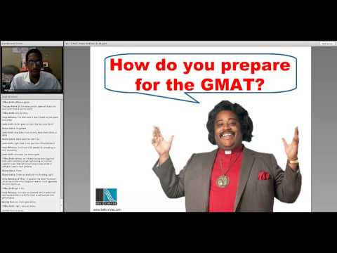 Bell Curves' 2013 GMAT Strategy Session for MLT fellows