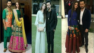 beautiful-pictures-of-atif-aslam-with-her-wife-sara-they-are-outfits-dress-collection