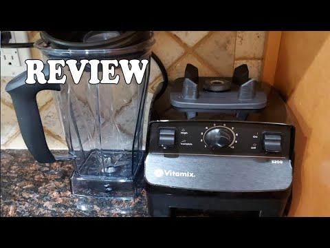 Vitamix 5200 Blender Professional-Grade 2019 Review