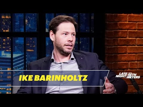 Ike Barinholtz on How the 2016 Presidential Election Inspired The Oath Mp3