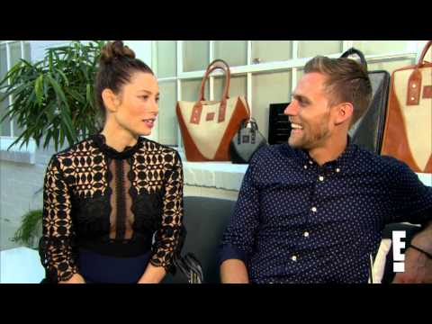 Jessica Biel talks baby son Silas, Baremade, Taylor Swift and upcoming projects