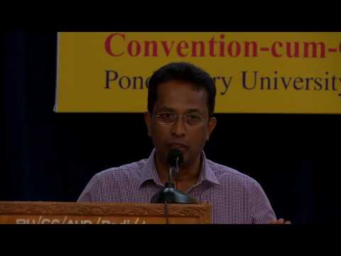 National Conference on Role of Law |Lecture by Mr.Pradeep Banerjee