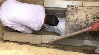 دفن المرحوم :جابر ابراهيم علي الدبيني