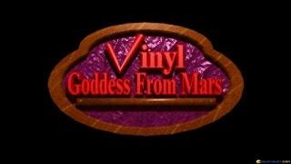 Vinyl Goddess from Mars gameplay (PC Game, 1995)