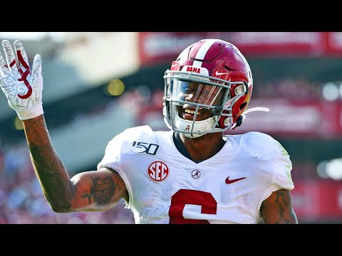 Heisman Winner | DeVonta Smith Highlights 2020 Alabama WR