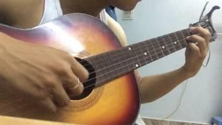 [Guitar] Chênh Vênh (Lê Cát Trọng Lý) - Guitar Solo
