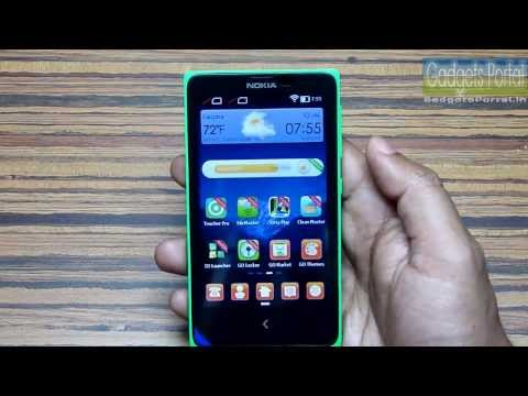 Nokia X, X+ & XL - How to get original Android look & features