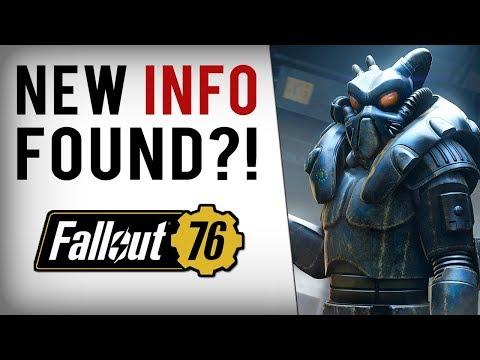 FALLOUT 76 SECRET Enclave West Virginia Vault Teased In Fallout 4