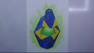 Time Lapse Drawing - The Panku Box from