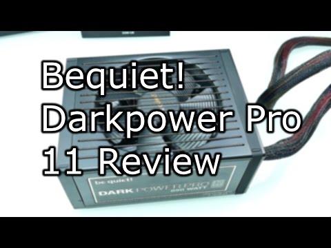 Be quiet! Dark Power Pro 11 Series Review - High End PSU Test 2015 [4K]