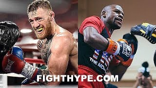 Video (WOW!!!) 8 OZ. GLOVES APPROVED FOR MAYWEATHER VS. MCGREGOR; BOTH FIGHTERS GUARANTEE A KNOCKOUT download MP3, 3GP, MP4, WEBM, AVI, FLV Agustus 2017