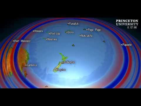 Magnitude 6.1 Quake, KERMADEC ISLANDS REGION