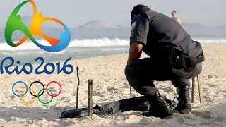 Human Body Parts Washing Up At Olympic Stadiums