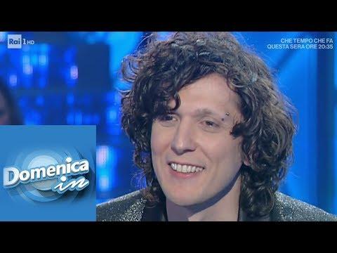 Intervista a Ermal Meta: 'La vita raccontata nelle mie canzoni' - Domenica In 24/02/2019
