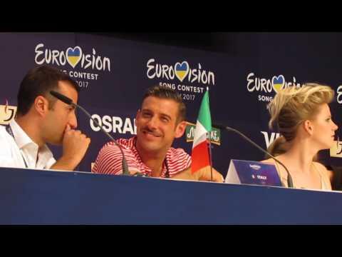 ESCKAZ in Kyiv: Big 5 + Hosts press-conference (Part 1)