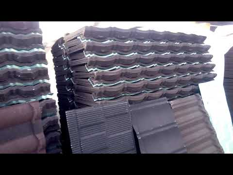 Top Notch Stone Coated Roofing Tiles 08161505357, 09071182447