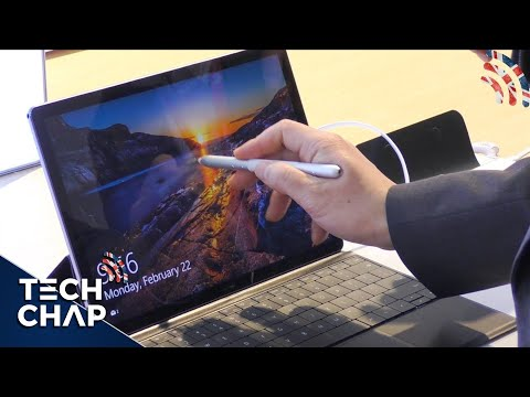 Huawei Matebook Hands-On Review | MWC 2016