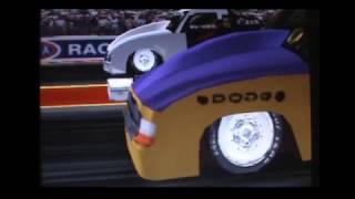 OHRA Sunoco Drag Racing Series Pro Stock Truck Pomona Round 1 Qualifying