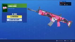 CUDDLE CAMO WRAP! 20 août NOUVEAU SKINS GRATUIT! - Fortnite Item Shop Live (Fortnite Battle Royale)