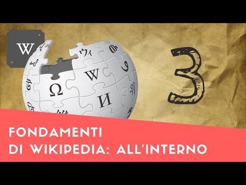 Fondamenti Di Wikipedia [3/4] - Addentriamoci In Wikipedia