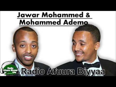 July 21, 2013 RAB interview with Jawar Mohammed and Mohammed Ademo thumbnail
