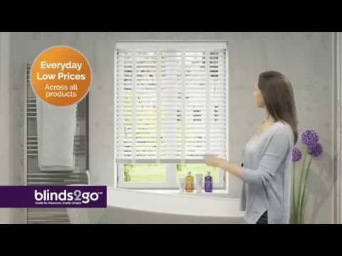 Blinds 2go™ TV Ad : Just a Click Away