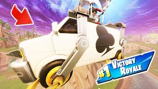 How to Win Every Game of GETAWAY Mode in FORTNITE!