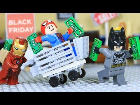 LEGO Black Friday Batman Shopping