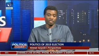 Alistair Soyode Wants INEC To Address Vote Buying | Politics Today |