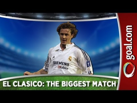 'The biggest rivalry in football' - Steve McManaman on El Clasico