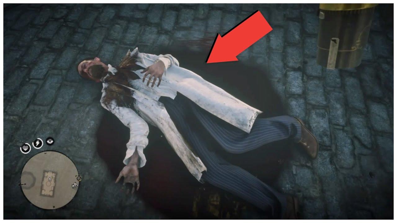 Red Dead Redemption 2 - O robô matou o Marko Dragic 😱