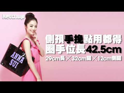 5.15買《FACE》精裝版送ANNA SUI 香水tote Bag