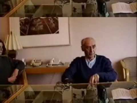 Interviews by Zak Ghanim- Paolo Soleri
