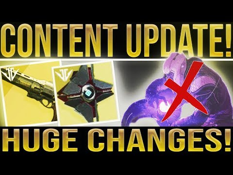 Destiny 2. HUGE UPDATE!! All Supers Revamped, Niobe Labs Solved, Crucible Changes, January Update thumbnail