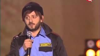 Бородач устраивается на работу в полицию  Прикол!