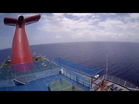 Rc Eye One with #16 keychain camera on my Carnival Cruise