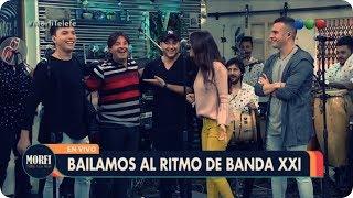 Banda Xxi - Yuthiel El Porque Deja La Banda (telefe)